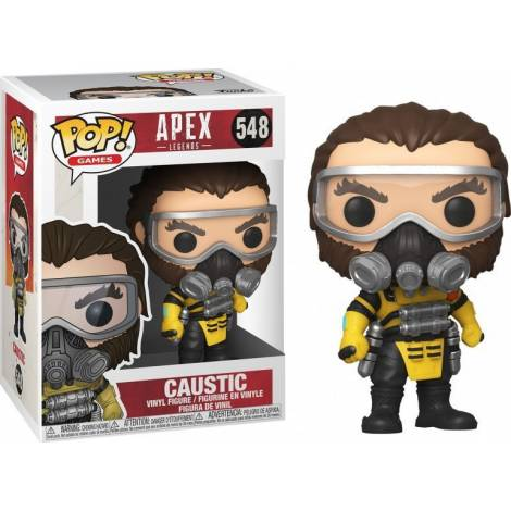 Funko POP! Games: Apex Legends - Caustic #548 Vinyl Figure