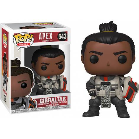 Funko POP! Games: Apex Legends - Gibraltar #543 Vinyl Figure