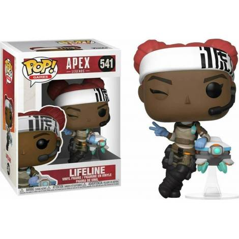 Funko POP! Games: Apex Legends - Lifeline #541 Vinyl Figure