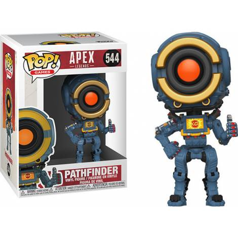 Funko POP! Games: Apex Legends - Pathfinder #544 Vinyl Figure