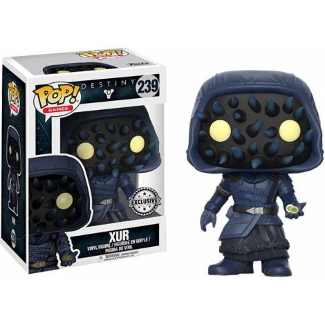 Funko Pop! Games: Destiny - Xur 239 (Exclusive) Vinyl  Figure