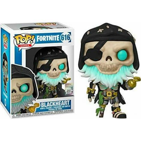 Funko POP! Games: Fortnite - Blackheart #616 Vinyl Figure