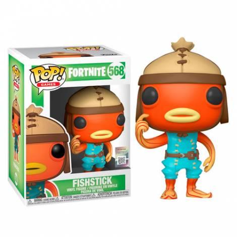 Funko POP! Games Fortnite - Fishstick #568 Vinyl Figure