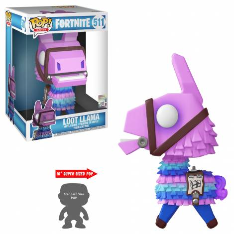 Funko POP! Games: Fortnite S3 - Loot Llama 10