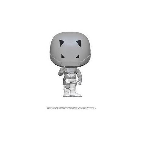 Funko POP! Games: Fortnite - Scratch # Vinyl Figure