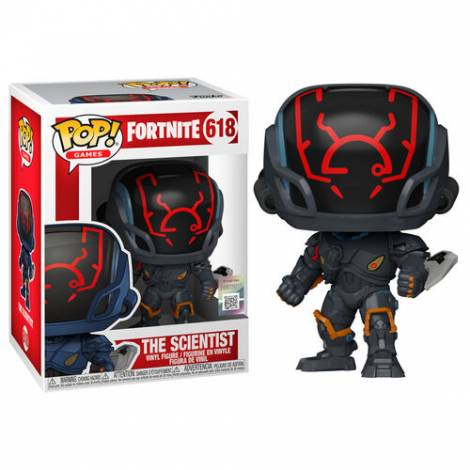 Funko POP! Games: Fortnite - The Scientist #618 Vinyl Figure