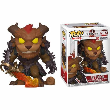 Funko POP! Games: Guild Wars 2 - Rytlock #562 Vinyl Figure