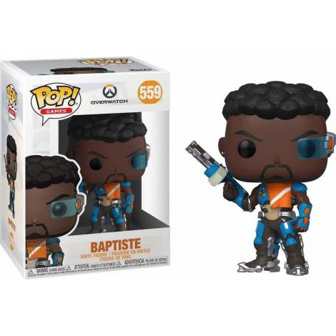 Funko POP! Games: Overwatch - Baptiste #559 Vinyl Figure