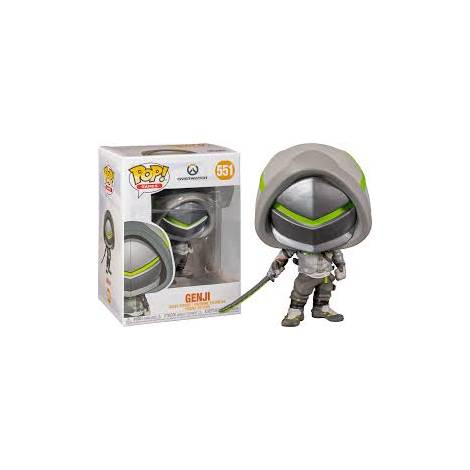 Funko POP! Games: Overwatch - Genji #551 Vinyl Figure