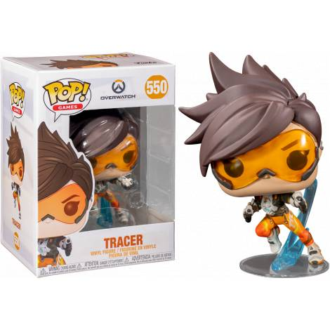 Funko POP! Games: Overwatch - Tracer #550 Vinyl Figure