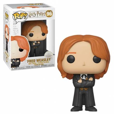 Funko POP! Harry Potter - Fred Weasley (Yule) #96 Vinyl Figure