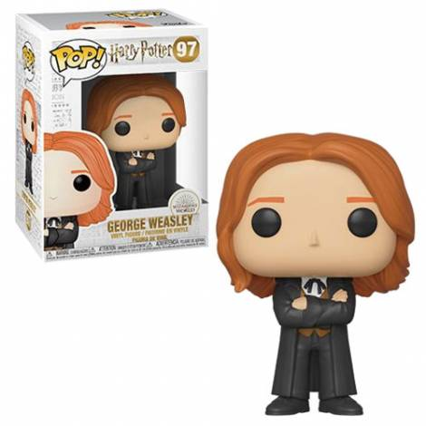 Funko POP! Harry Potter - George Weasley (Yule) #97 Vinyl Figure