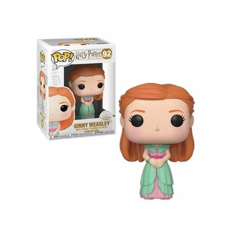 Funko POP! Harry Potter - Ginny (Yule) #92 Vinyl Figure