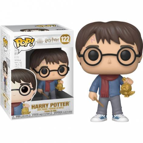 Funko POP! Harry Potter: Holiday - Harry Potter #122 Vinyl Figure