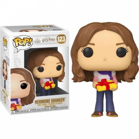 Funko POP! Harry Potter: Holiday - Hermione Granger #123 Vinyl Figure