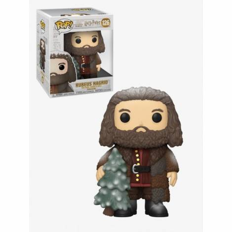 Funko POP! Harry Potter: Holiday - Rubeus Hagrid 6