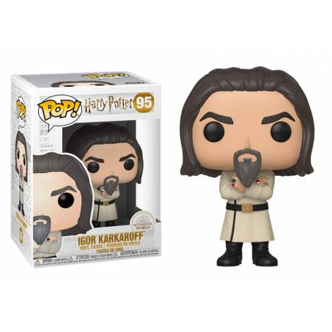 Funko POP! Harry Potter - Igor Karkaroff (Yule) #95 Vinyl Figure