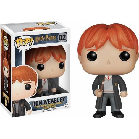 Funko POP! Harry Potter - Ron Weasley #02 Figure