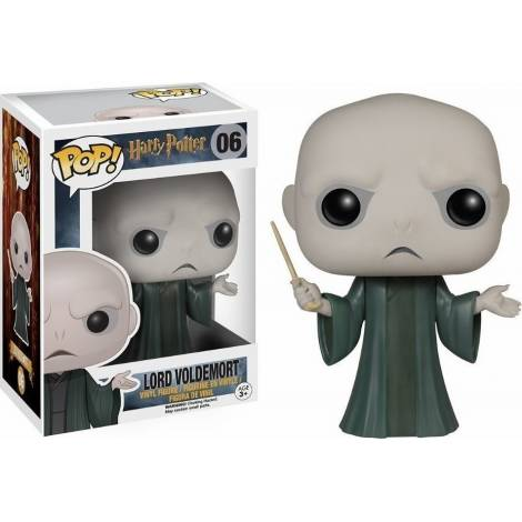 Funko POP! Harry Potter - Voldemort #06 Figure