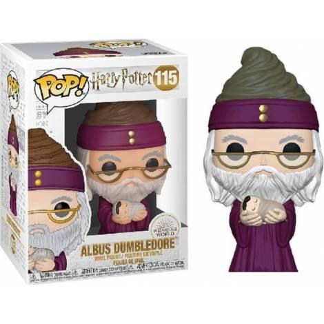 Funko POP! Harry Potter: Wizarding World - Albus Dumbledore with Baby Harry #115