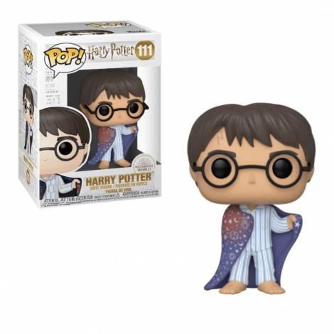 Funko POP! Harry Potter: Wizarding World - Harry in Invis Cloak (Special Edition) #111 Vinyl Figure