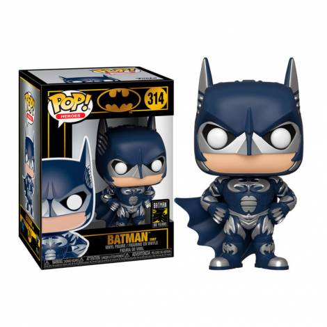 Funko POP! Heroes: Batman 80 Years - Batman (1997) #314 Vinyl Figure