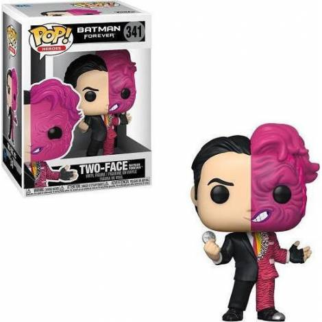 Funko POP! Heroes: Batman Forever - Two-Face #341 Vinyl Figure