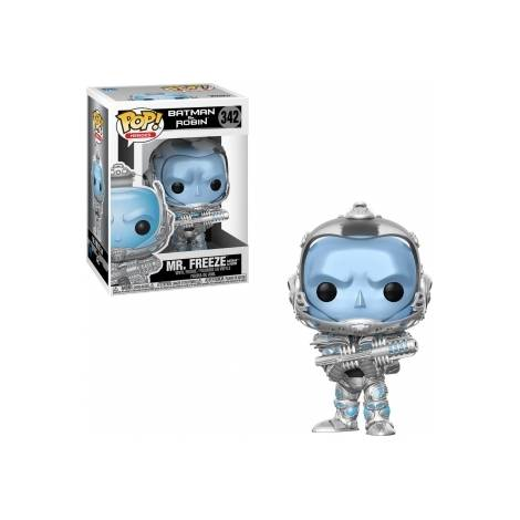 Funko POP! Heroes: Batman & Robin - Mr. Freeze #342 Vinyl Figure