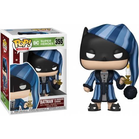 Funko POP! Heroes : DC Holiday - Scrooge Batman #355 Vinyl Figure