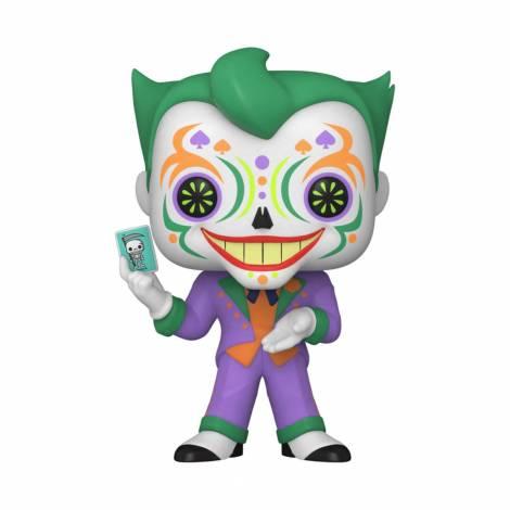 Funko POP! Heroes : DC Super Heroes -The Joker (Dia De Los DC) #414 Vinyl Figure