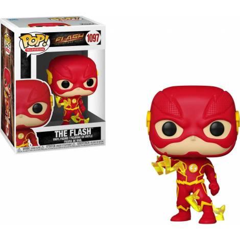 Funko POP Heroes: The Flash - The Flash #1097 Vinyl Figure