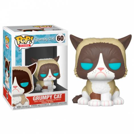Funko POP! Icons: Grumpy Cat #60 Vinyl Figure