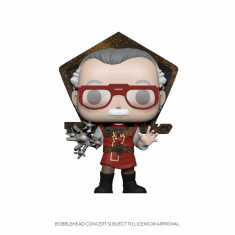 Funko POP! Icons: Stan Lee in Ragnarok Outfit # Vinyl Figure