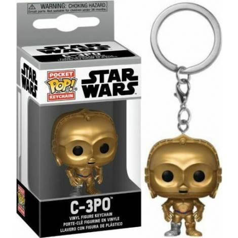 Funko POP! Keychain: Star Wars - C-3PO Vinyl Figure