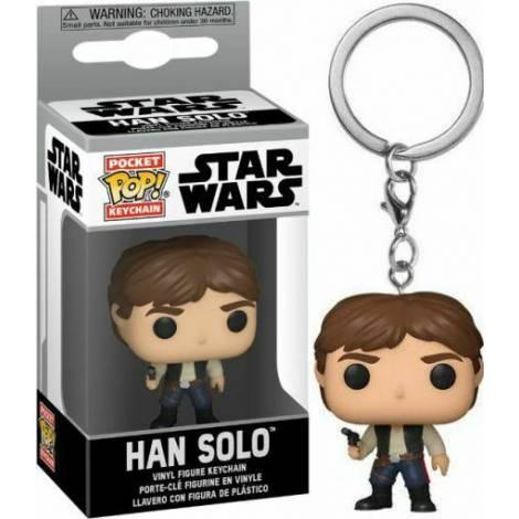 Funko POP! Keychain: Star Wars - Han Solo Vinyl Figure