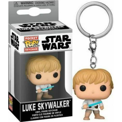 Funko POP! Keychain: Star Wars - Luke Vinyl Figure