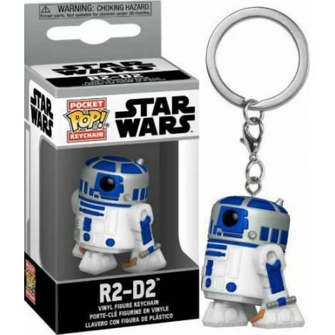 Funko POP! Keychain: Star Wars - R2-D2 Vinyl Figure