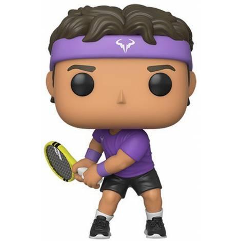 Funko POP! Legends: Tennis Legends- Rafael Nadal # Vinyl Figure
