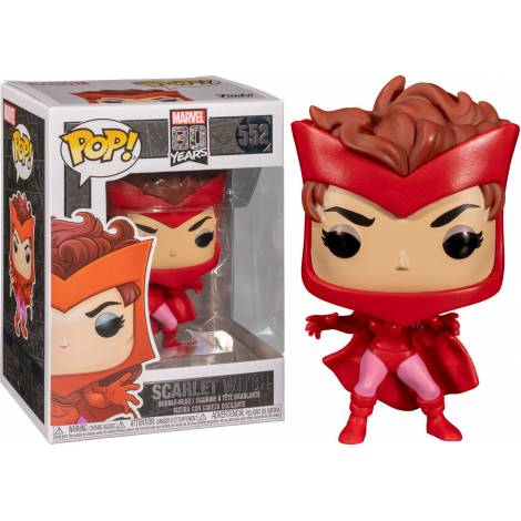 Funko POP! Marvel 80th - First Appearance Scarlet Witch #552 Vinyl Figure