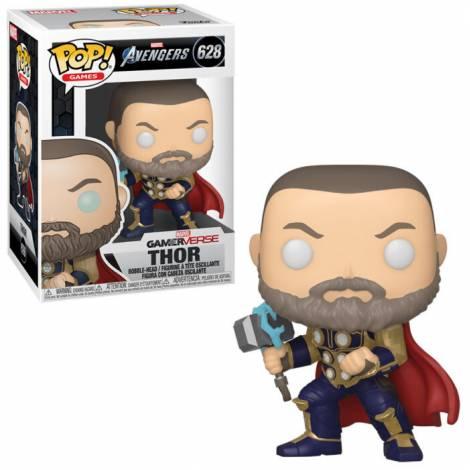 Funko POP! Marvel: Avengers Game - Thor (Stark Tech Suit) #628 Vinyl Figure