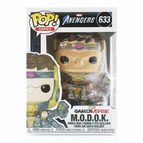 Funko POP! Marvel : Avengers Gamerverse - M.O.D.O.K. #633 Vinyl Figure