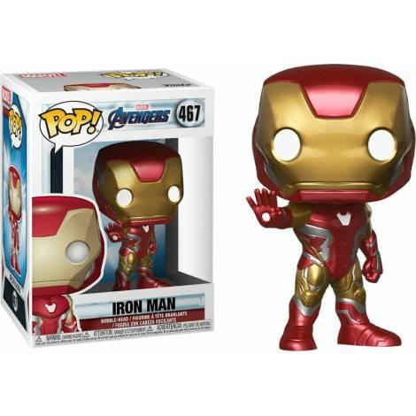 Funko POP! Marvel Avengers Iron Man #467 Vinyl Figure (Special Edition)