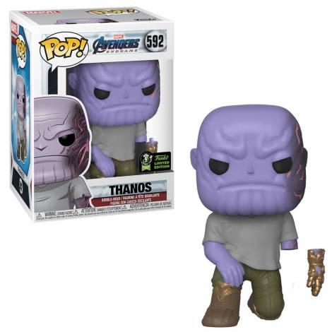 Funko POP! Marvel Endgame: Thanos with Magnetised Armed #592 Vinyl Figure