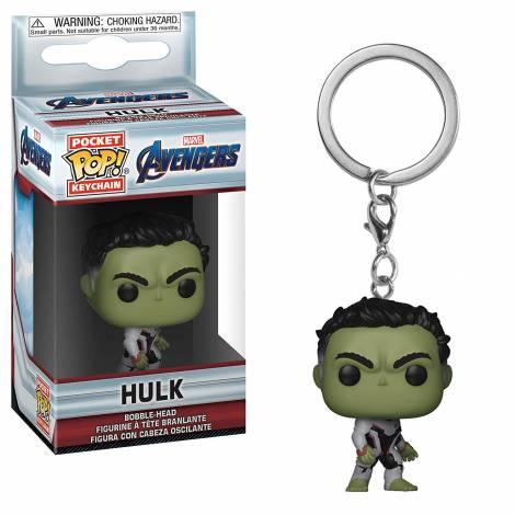 Funko POP! Marvel Hulk Keychain (Avengers: Endgame)
