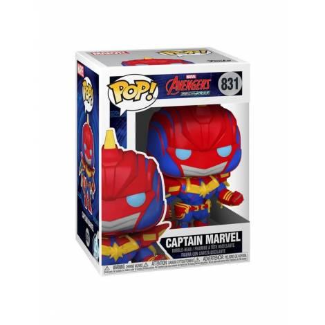 Funko POP! Marvel: Marvel Mech - Captain Marvel #831 Vinyl Figure