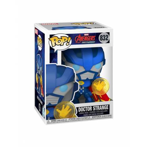 Funko POP! Marvel: Marvel Mech - Dr. Strange #832 Vinyl Figure