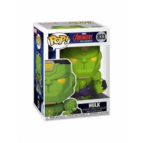 Funko POP! Marvel: Marvel Mech - Hulk #833 Vinyl Figure