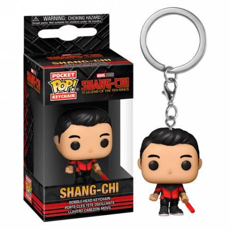 Funko POP! Marvel : Shang-Chi Keychain