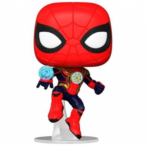 Funko POP! Marvel: Spider-Man: No Way Home - Spider-Man (Integrated Suit) #913 Vinyl Figure (56829)