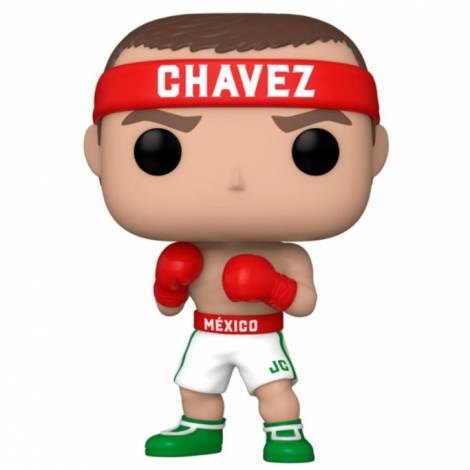 Funko POP! Boxing: Julio Cesar Chavez # Vinyl Figure (56811)